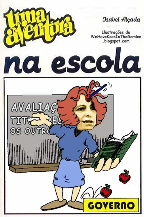 Isabel Alcada uma aventura 1