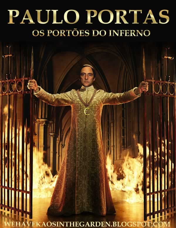 paulo portas os portoes do inferno